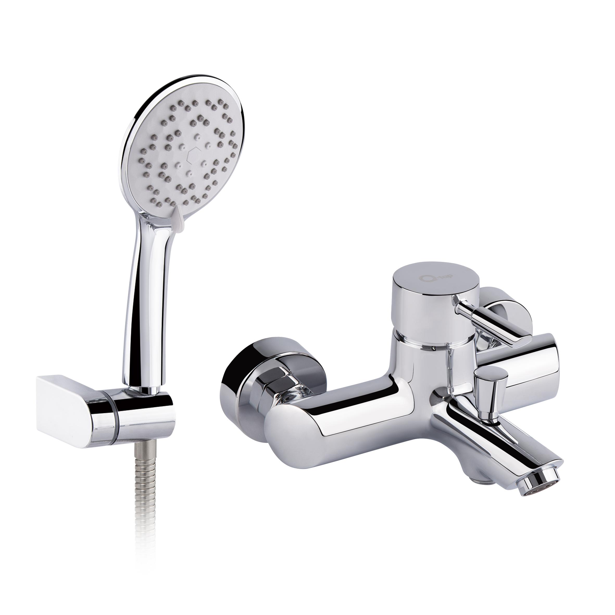 Смеситель для ванны Qtap Elit СRM 006