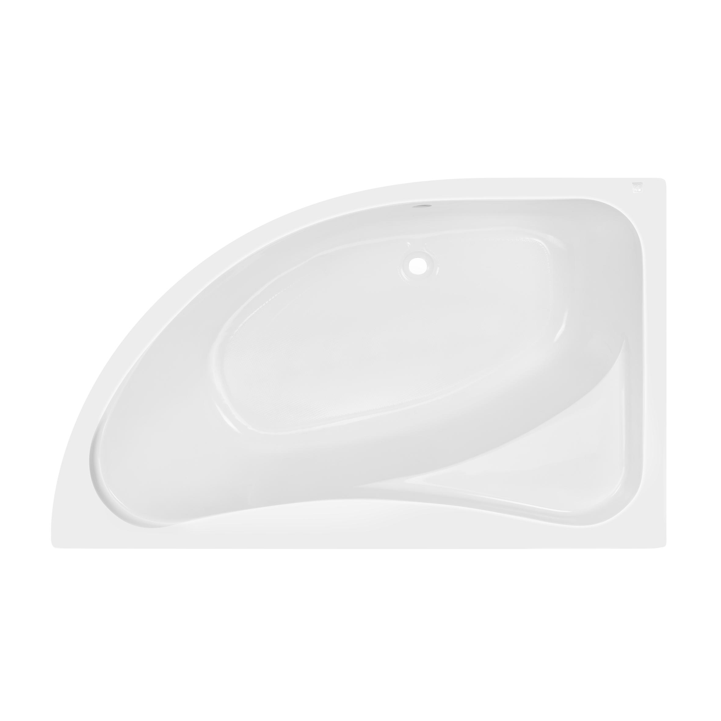 Ванна акриловая Lidz Wawel 170L 170x100 с ножками Nozki A 170