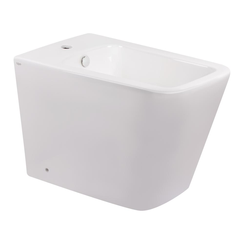 Биде напольное Qtap Tern 560х360х400 White QT1744003CW
