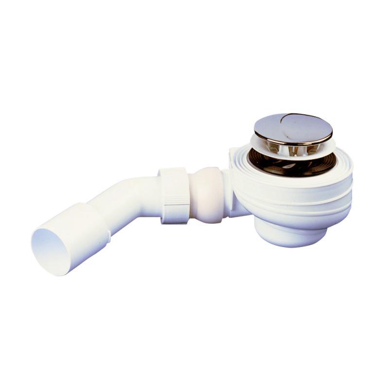 SANIT 34.035.00..0000 Трап для душ поддона, выпуск 52 мм, выход 40/50 мм