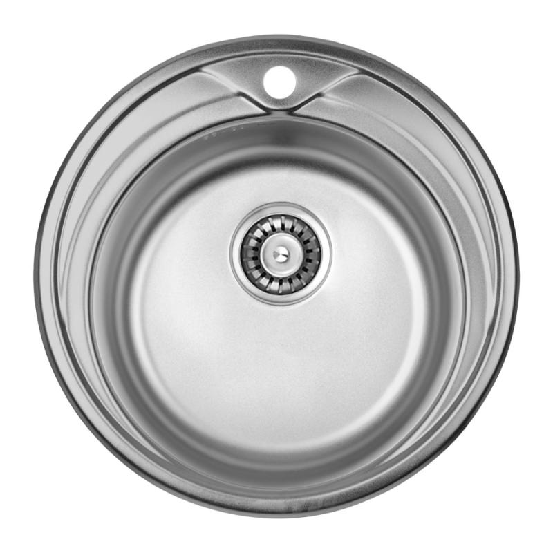 ULA 7109 ZS Satin Кухонная мойка