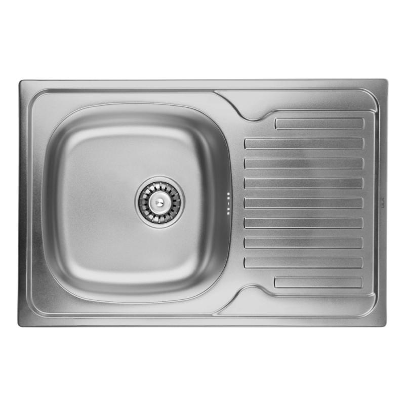 ULA 7203 ZS Satin Кухонная мойка