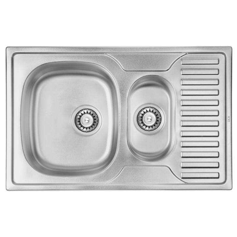 ULA 7301 ZS Satin Кухонная мойка