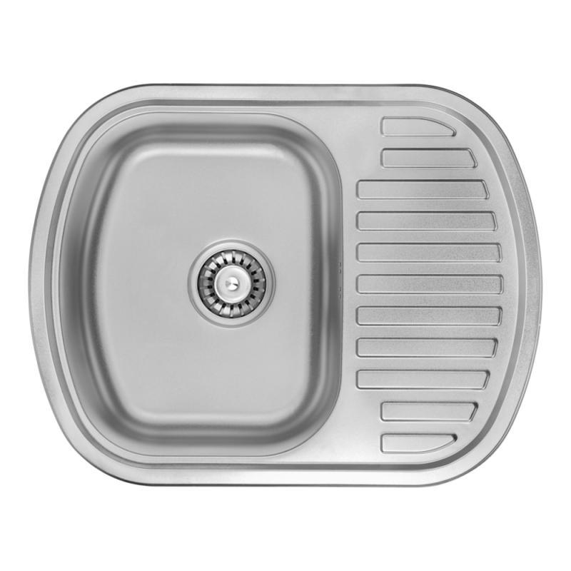 ULA 7704 ZS Satin Кухонная мойка