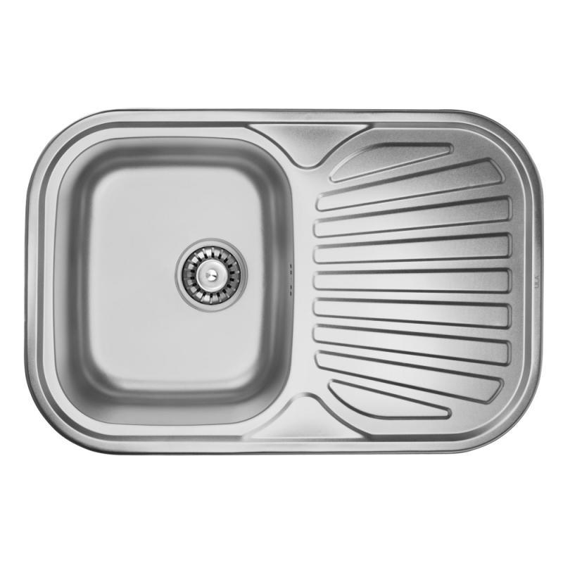 ULA 7707 ZS Satin Кухонная мойка