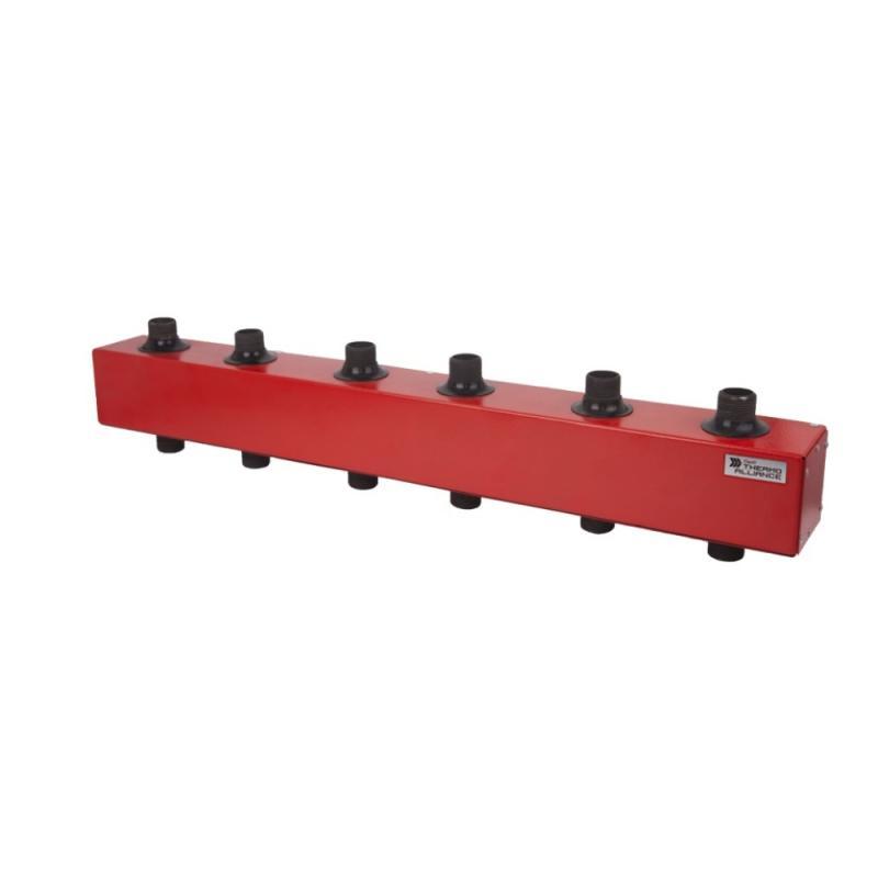 """Колектор розподільний КР-150-5 150 кВт d-11/2"""" 5 вих. 9,32 куб. м/год"""