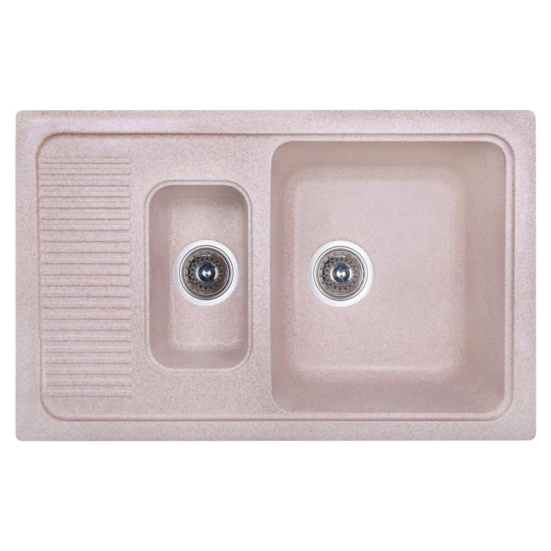 Кухонная мойка Fosto 77х49 SGA-806