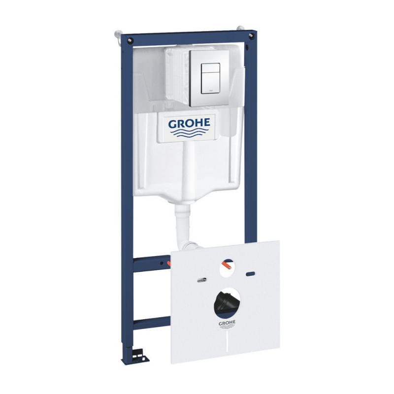 Grohe Rapid SL 38827000 Инсталляционный комплект 5 в 1