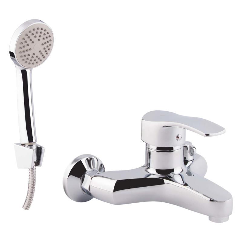 GF  (CRM)/S- 03-006N Смеситель для ванны короткая New