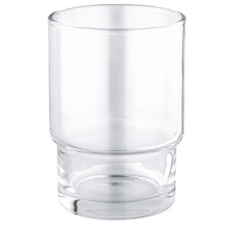 Grohe Essentials 40372001 (старый арт. 40372000) стакан стеклянный