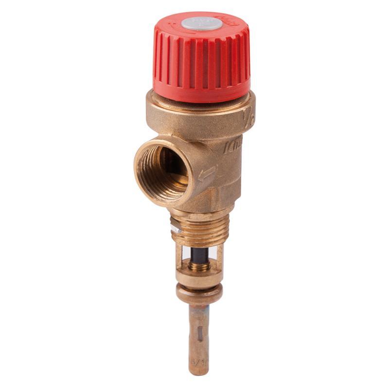 """Запобіжний клапан температури і тиску Ø3/4"""" """"Icma"""" Арт. 266"""