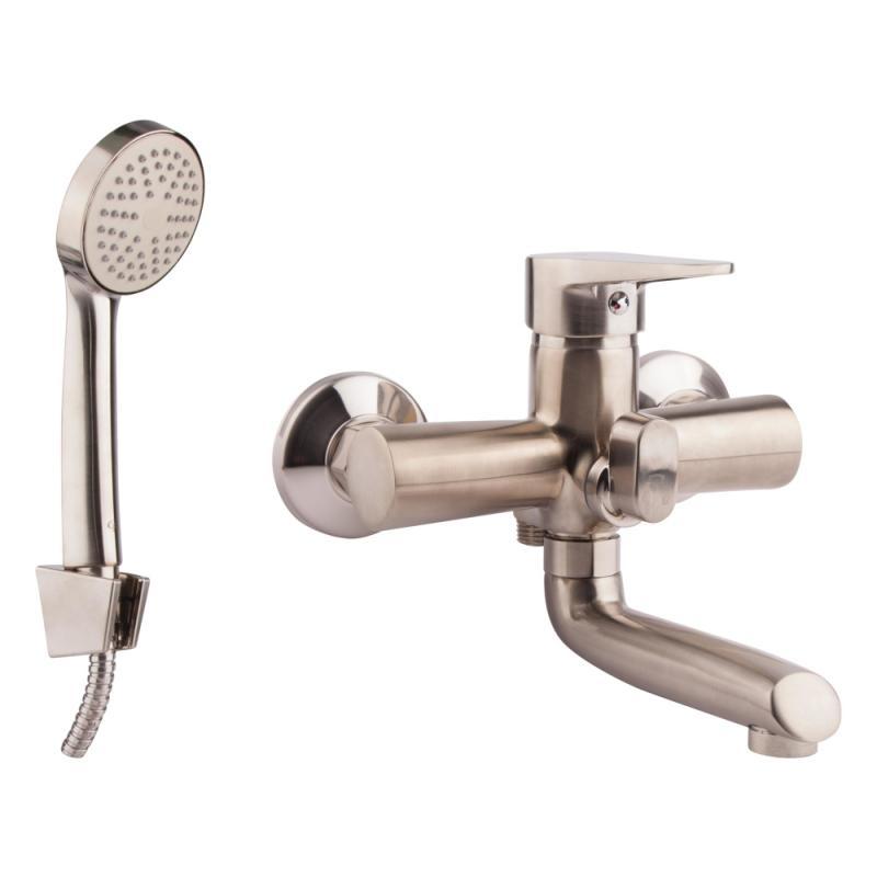 GF  (NKS)/S- 01-005BN Смеситель для ванны длинная New