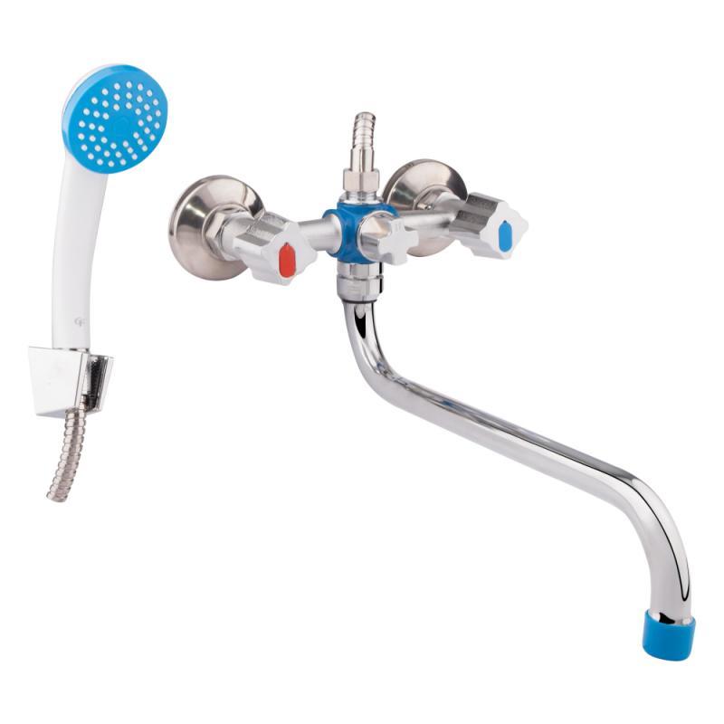 GF  (CRM)/S- 24-143S Смеситель для ванны длинная