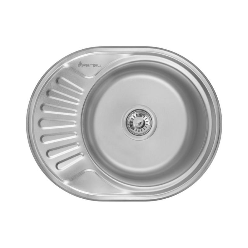 Imperial 6044  Satin Кухонная мойка