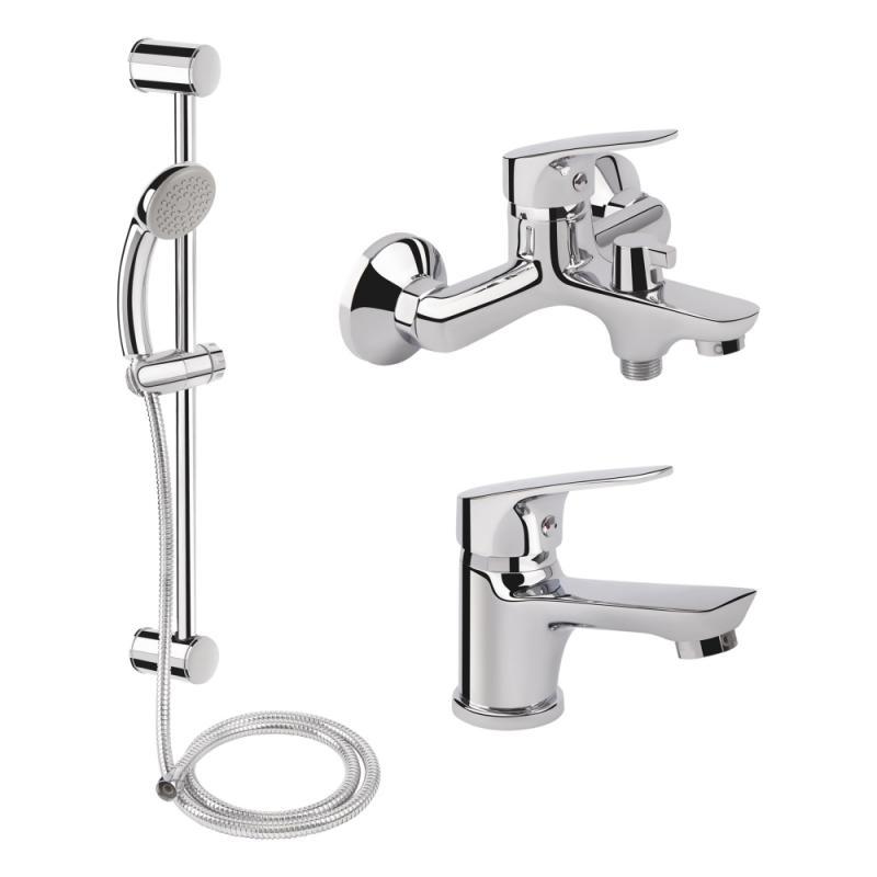 Q-tap Set CRM 35-111 Набор для ванной комнаты 3 в 1