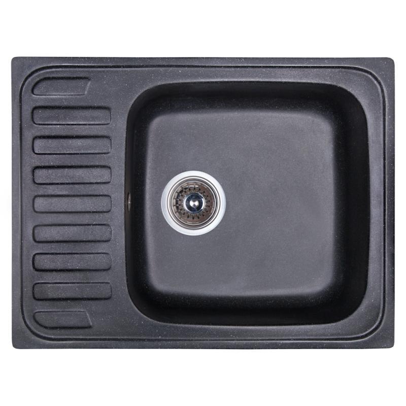 Cosh кухонная мойка 64х49 kolor 420