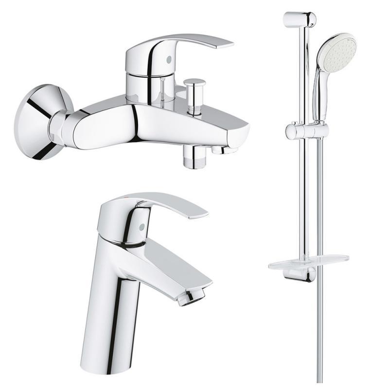 Grohe Eurosmart 123246M Смесители для ванны,умывальника, стойка M-Size