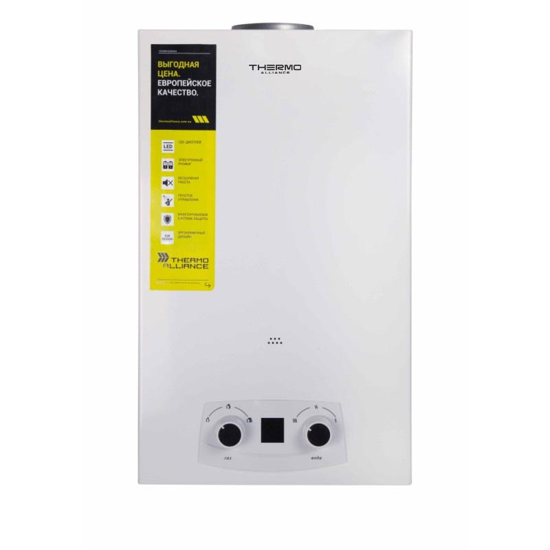 Колонка газова димохідна Thermo Alliance JSD20-10QB 10 л EURO