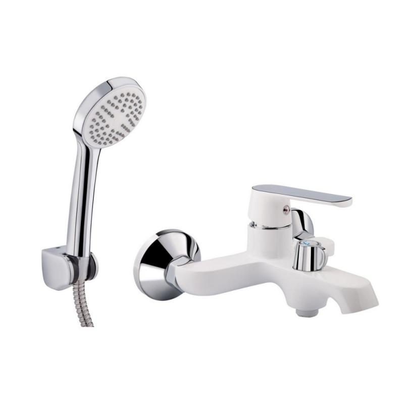 QT Fresh WCR 006 NEW Смеситель для ванны короткий излив
