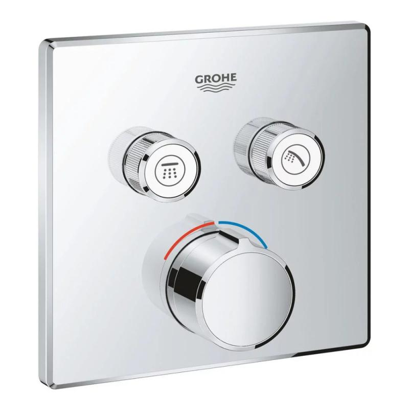 Grohe SmartControl 29148000 смеситель для встраиваемого монтажа на 2 выхода