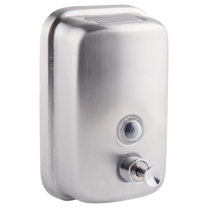 Cosh (CRM)S-82-103-8 дозатор для жидкого мыла (хром) 800 мл