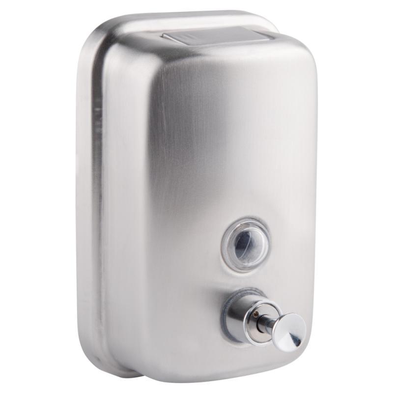 Cosh (CRM)S-82-103-5 дозатор для жидкого мыла (хром) 500 мл