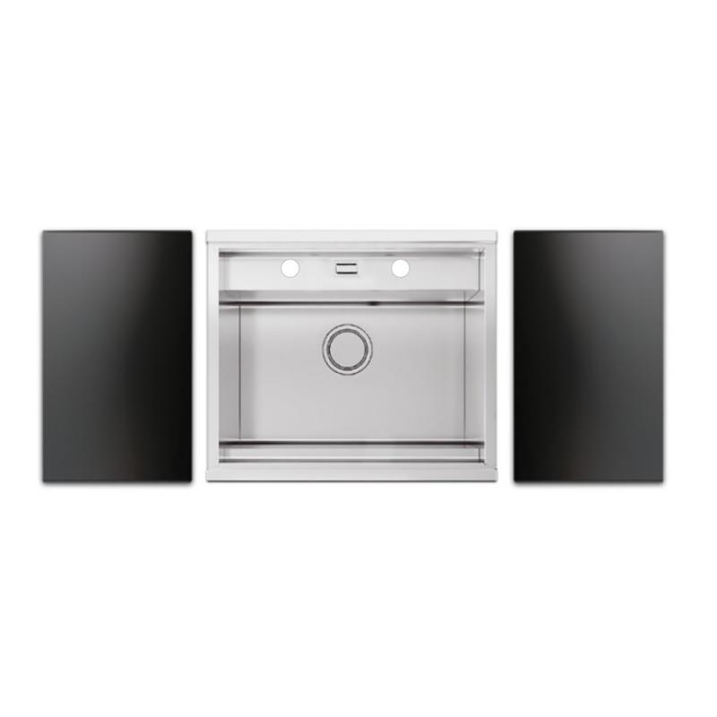 Кухонная мойка Apell RegolaRE601IKITB