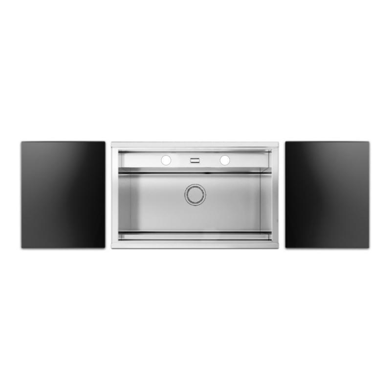Кухонная мойка Apell RegolaRE791IKITB