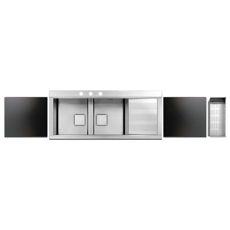 Кухонная мойка Apell SinphoniaPD1162IRKITBRIGHT