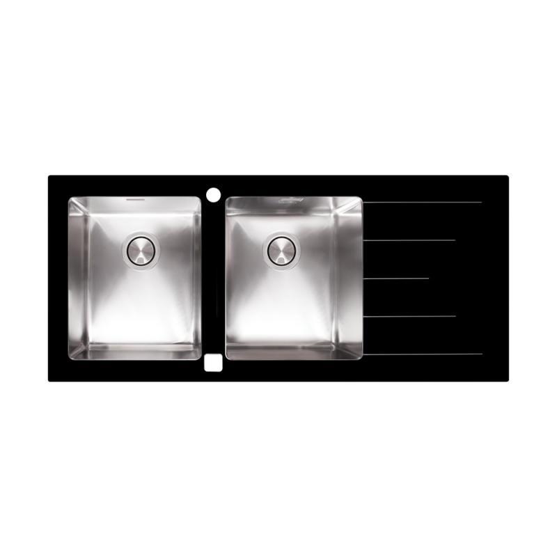 Кухонная мойка Apell PuraPU1162IRBCRIGHT
