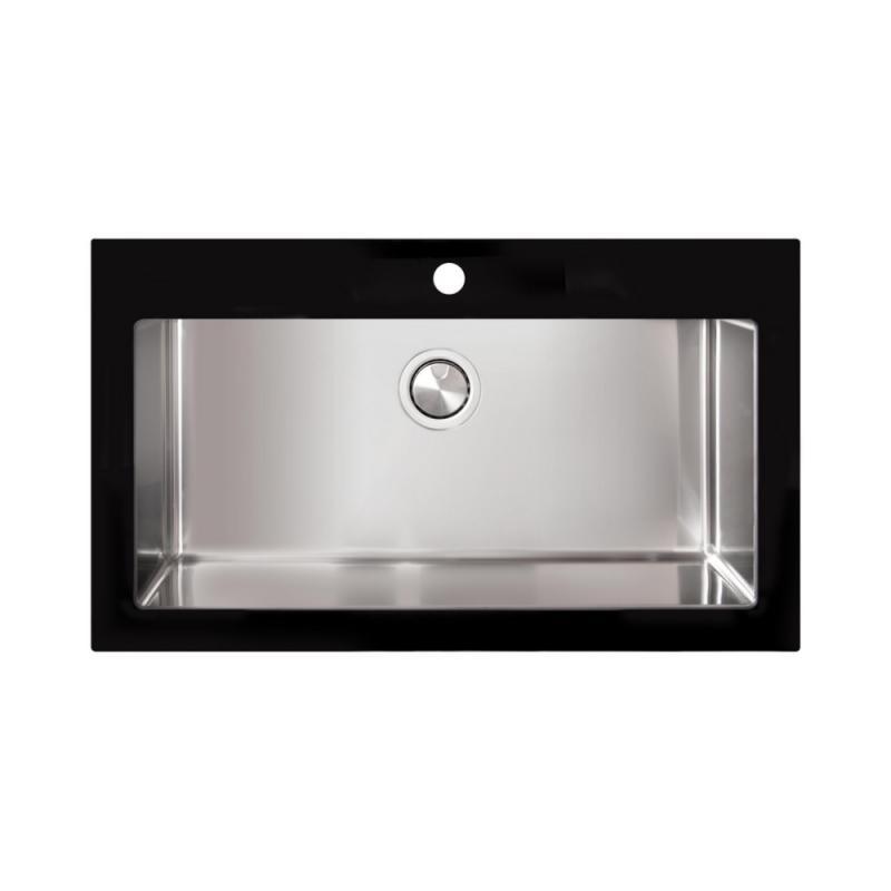 Кухонная мойка Apell PuraPUG861IBCbrushed