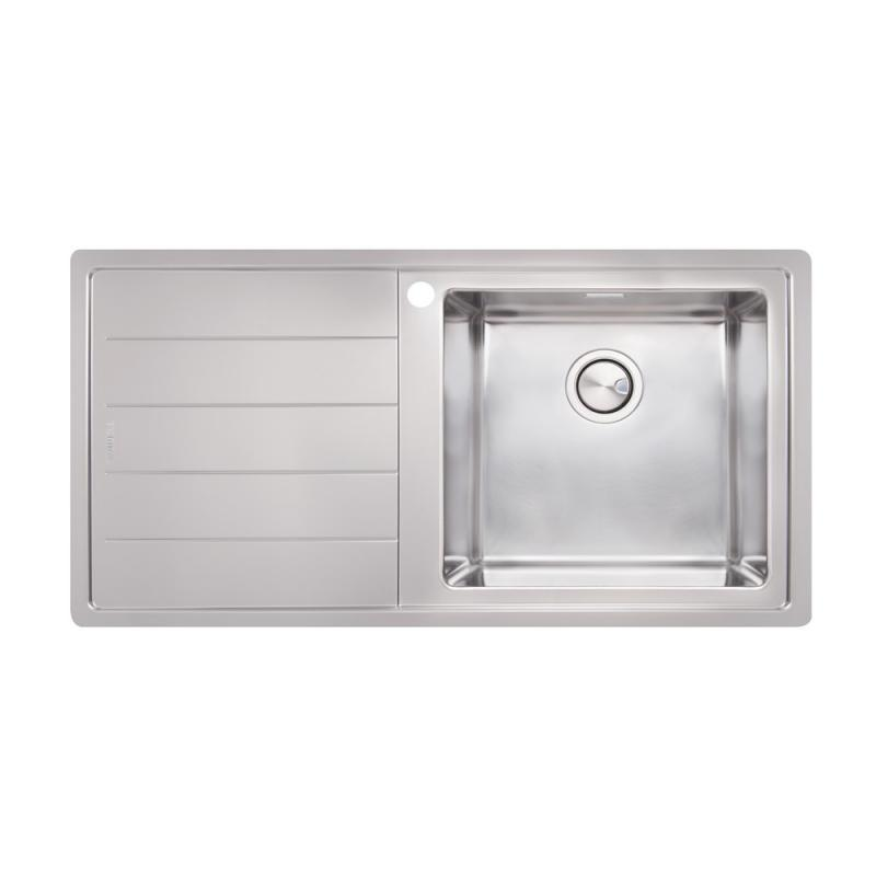 Кухонная мойка Apell LinearPlusLNP1001FLBCLEFT