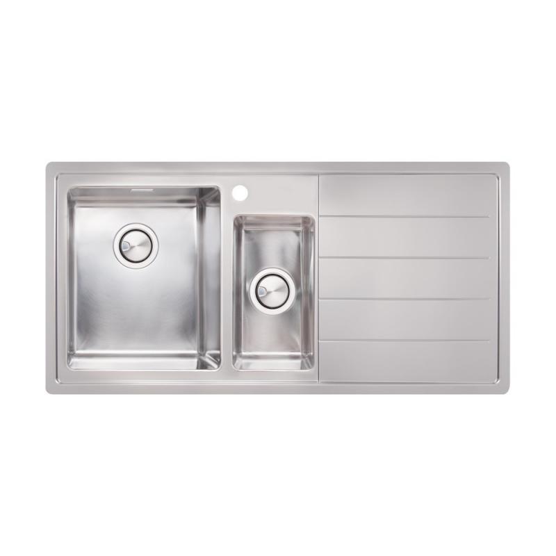 Кухонная мойка Apell LinearPlusLNP1002FRBCRIGHT