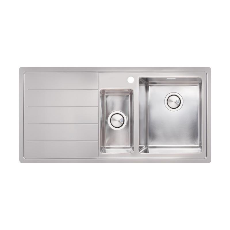 Кухонная мойка Apell LinearPlusLNP1002FLBCLEFT