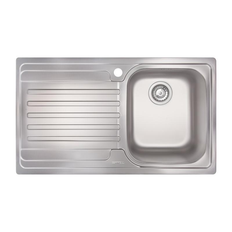 Кухонная мойка Apell VeneziaVE861ILACLEFTLinen