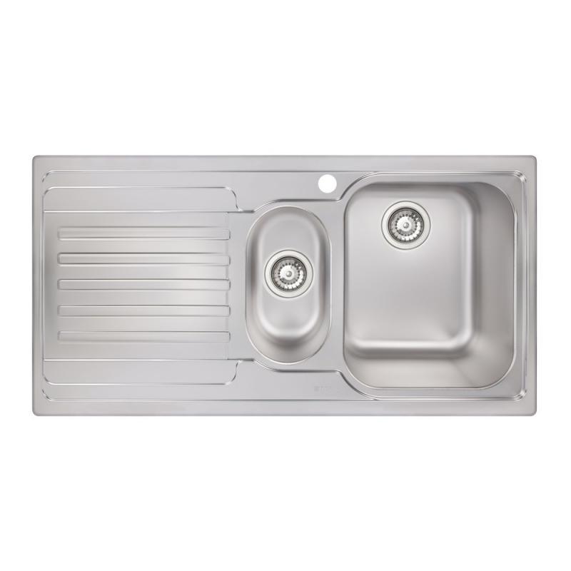 Кухонная мойка Apell VeneziaVE1002ILACLEFTLinen