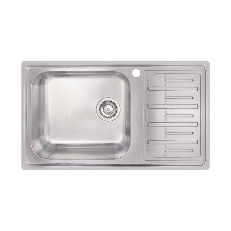 Кухонная мойка Apell MelodiaMLG861IRBC RIGHT brushed