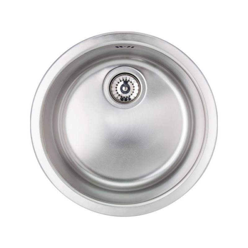 Кухонная мойка Apell FerraraFE435UBC brushed