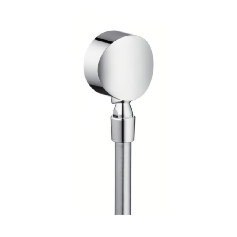Подключение для душевого шланга Hansgrohe Fixfit S 27506000