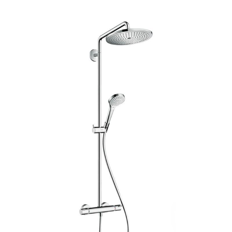Душевая стойка с термостатом Hansgrohe Croma Select S 26790000