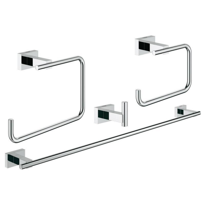 Набор аксессуаров Grohe Essentials Cube 40778001 Master 4 в 1