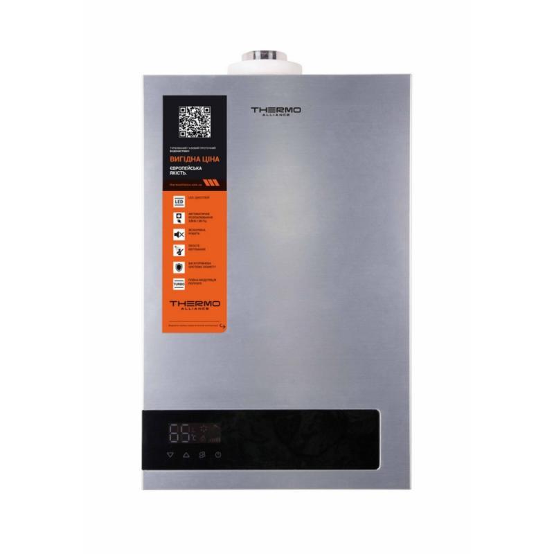Колонка газова турбована Thermo Alliance JSG20-10ETP18 10 л Silver