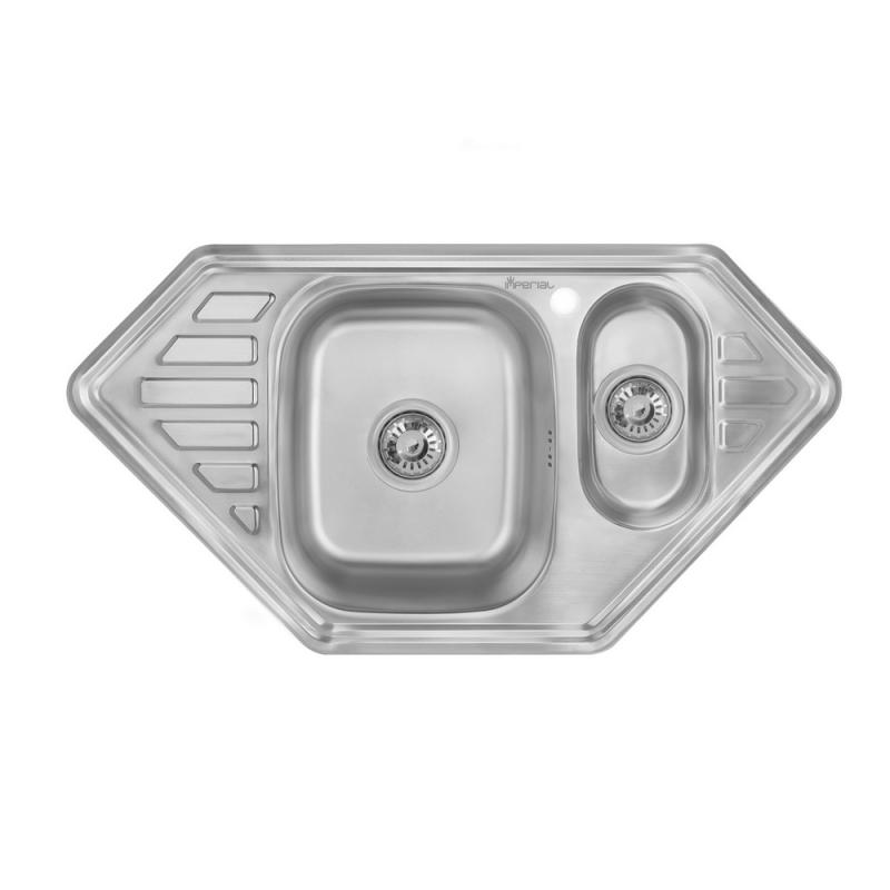 Imperial 9550-С Satin Кухонная мойка