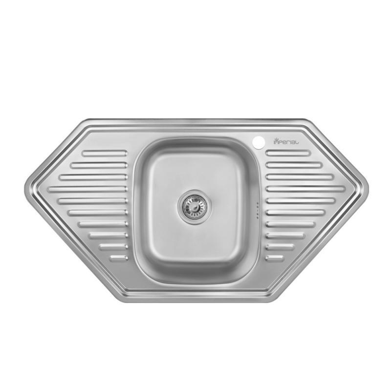 Imperial 9550-D Satin Кухонная мойка