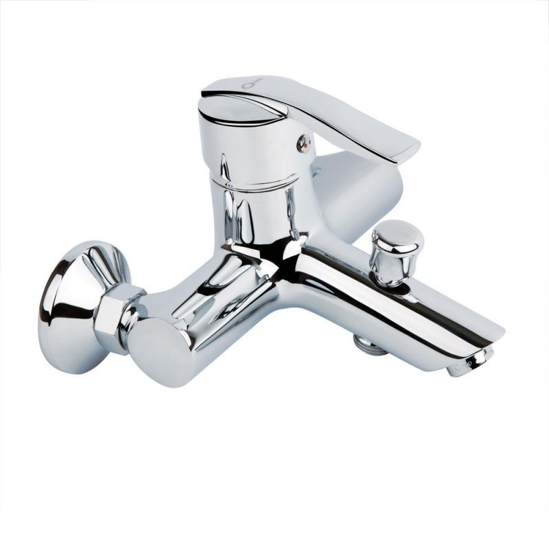 Смеситель для ванной Q-tap TALIS-006 с коротким изливом