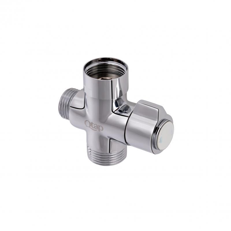 Q-tap 44 CRM Дивертор (переключение на душ)